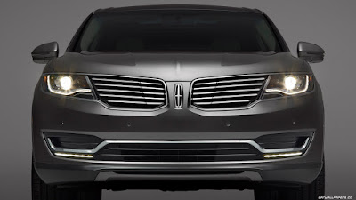 2016 Lincoln MKX SUV Crossover front side