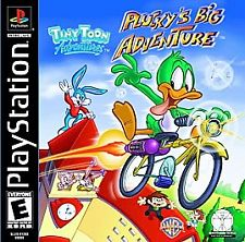 Tiny Toon Adventures - Pluckys Big Adventure - PS1 - ISOs Download