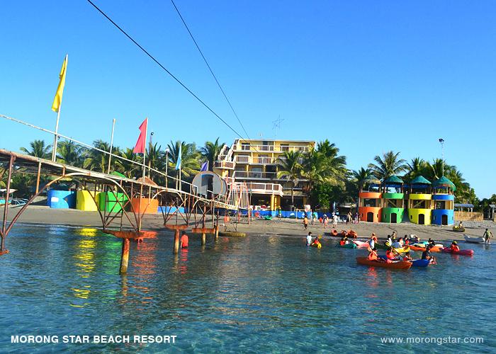 Bataan Beach Resorts List