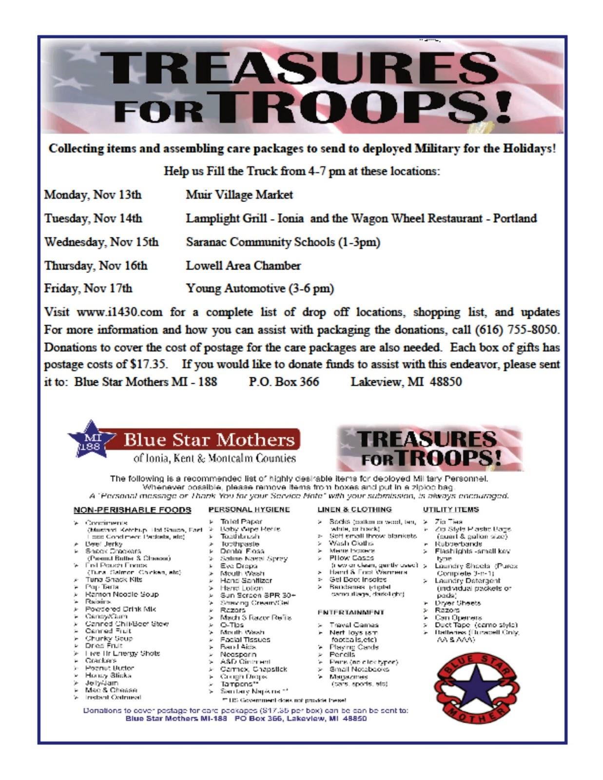 ihs veterans day ceremony