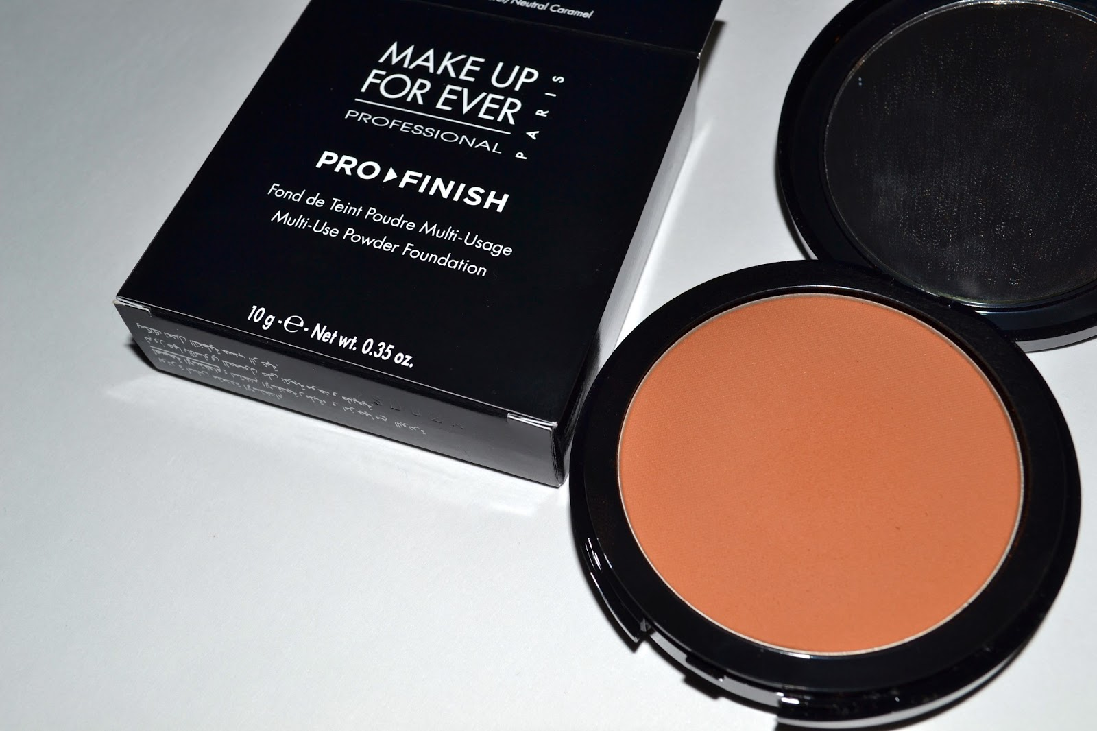 No Pain No Beauty Foundation Review Makeup Forever Pro Finish