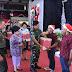 Keluarga Besar TNI Rayakan Natal Bersama di Mabes TNI