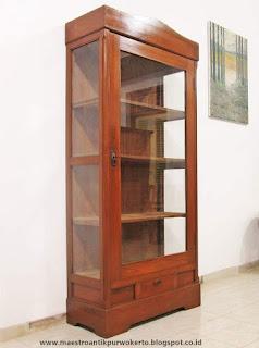 Dijual Almari Jati Antik  (AL164)