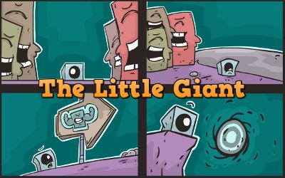 The Little Giant - Jeu de Plateforme / Réflexion en Ligne