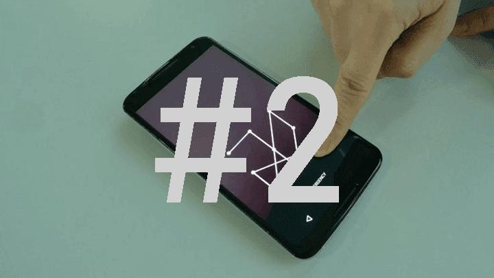 Kumpulan Pola Android Paling Sulit, Unik dan Keren #2