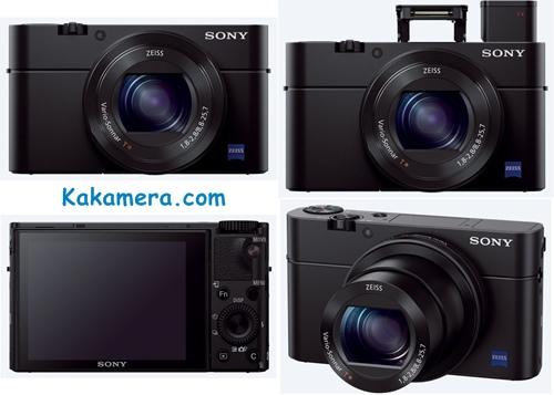 Harga Sony RX100 Mark III