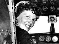 Apakah Jepang Menangkap Amelia Earhart?