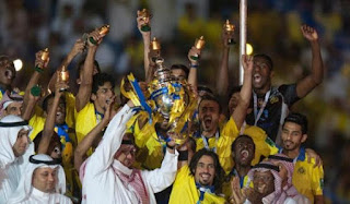 المدافع السعودي حسين عبدالغني يودع رسميا جماهير نادي النصر