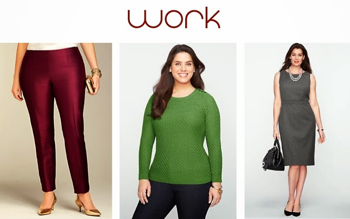 Talbots, Plus Size Clothing, Plus size pants