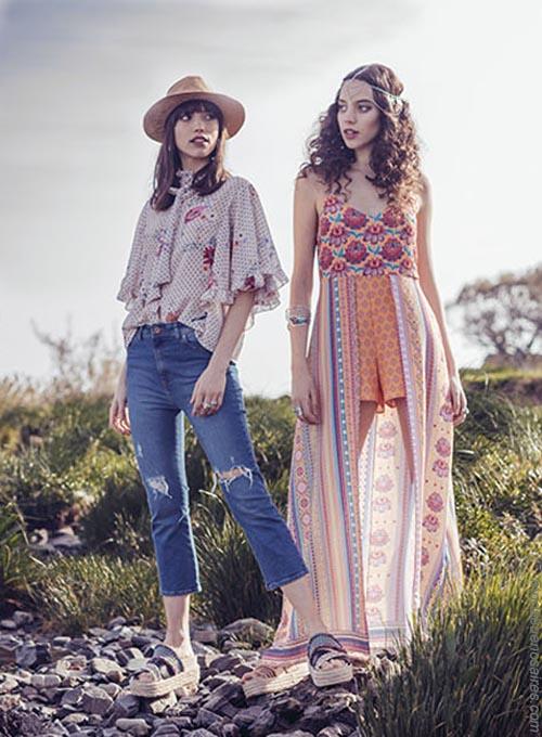 Moda juvenil primavera verano 2019. Ropa de moda verano 2019.