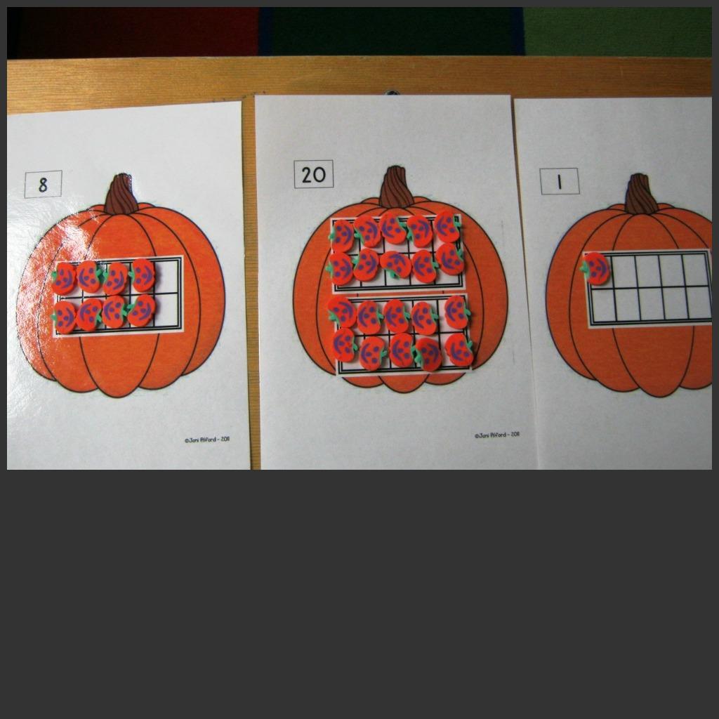 Kinderkids Fun Pumpkins