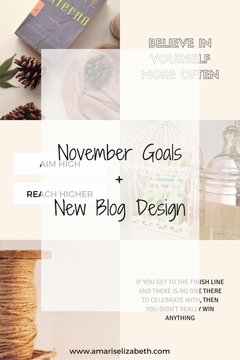 november-goals-plus-new-blog-design