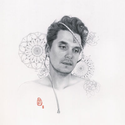 John Mayer - The Search For Everything - Album Download, Itunes Cover, Official Cover, Album CD Cover Art, Tracklist