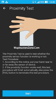 Asus Zenfone 2 Laser Proximity Sensor Not Working