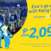 Cebu Pacific Air Hong Kong Promo Flight 2017