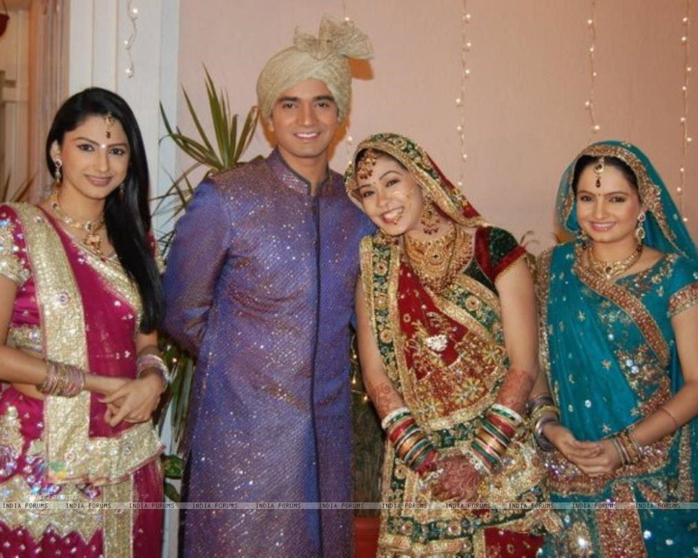 sath nibhana sathiya rashi marriage photo