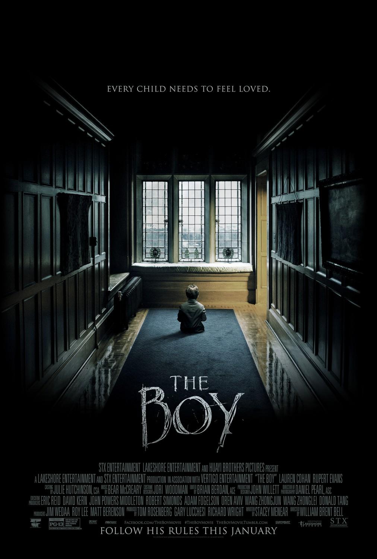 Nonton Film The Boy (2016)