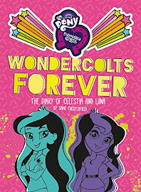 MLP Equestria Girls: Wondercolts Forever: The Diary of Celestia and Luna Book Media