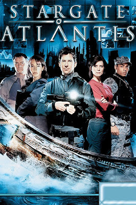Stargate Atlantis (TV Series) S05 DVD R1 NTSC Latino