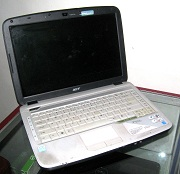 laptop bekas acer aspire 4715