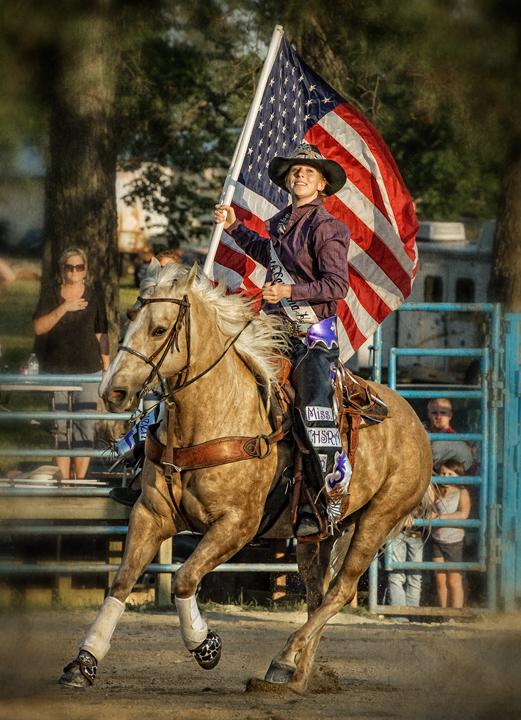 Dan Routh Photography North Carolina High School Rodeo