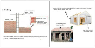 struktur dinding rumah