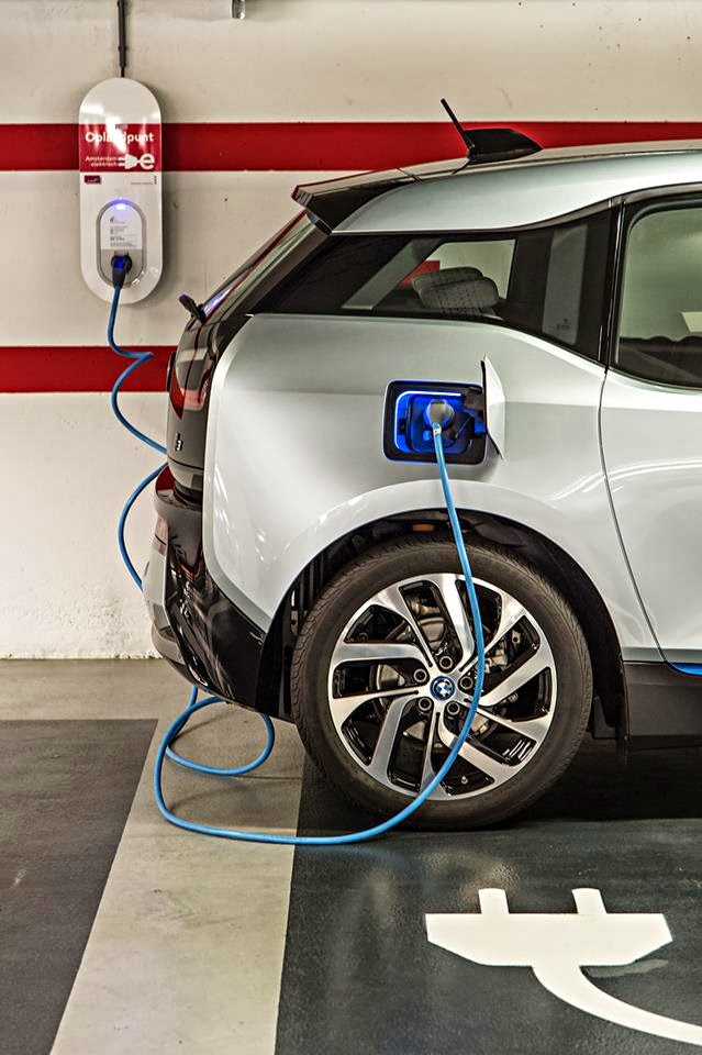 The Electric Bmw I3 How Long Will It Take To Charge An I3