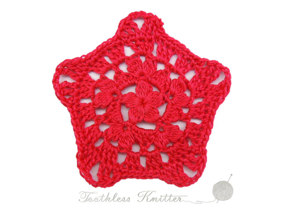 Granny Squares and Motifs: Pattern 7 / Granny Squares i Motywy: Wzór 7