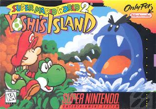 Super Mario World 2: Yoshi's Island (BR) [ SNES ]
