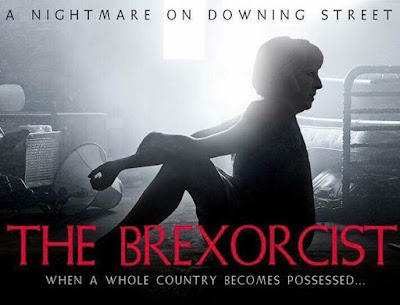 The Brexorcist - Nightmare on Downing Street - Brexit Halloween Spoof