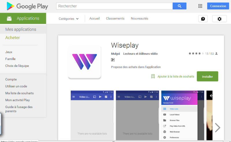 Wiseplay The Best IPTV Player For Android , iOS | STREAMING Tips