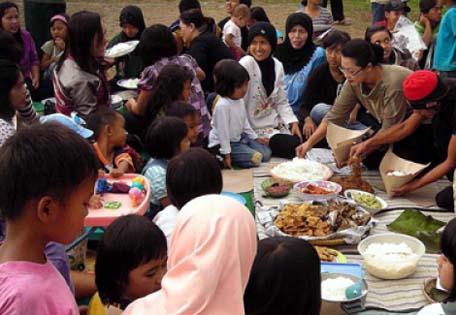 Tradisi Nusantara dalam Menyambut Ramadan