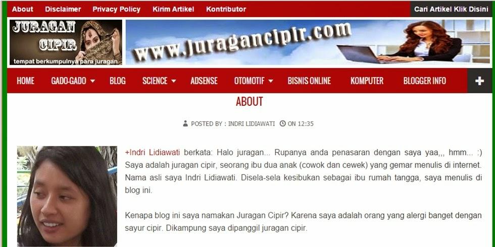 Cara Tepat Belajar Blog | Berguru dari Indri Lidiawati dan Gee Jhon