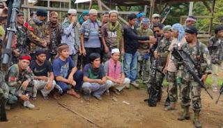 Bantu Pemerintah Bebaskan Sandera Kivlan Zein: Insya Allah Hari Ini 1 Sandera Abu Sayyaf Bebas - Commando