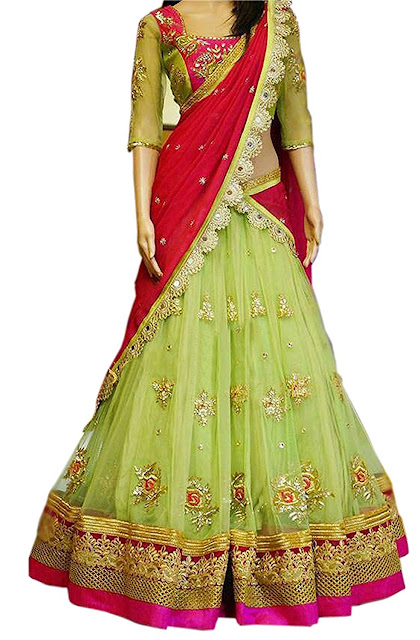 Sarees For Wedding, Sarees In Amazon, Amazon Sarees Below 500, half sarees online, half sarees below 1000, Design Sarees Online, Buy Sarees, Saree Price, Amazon India Offers,