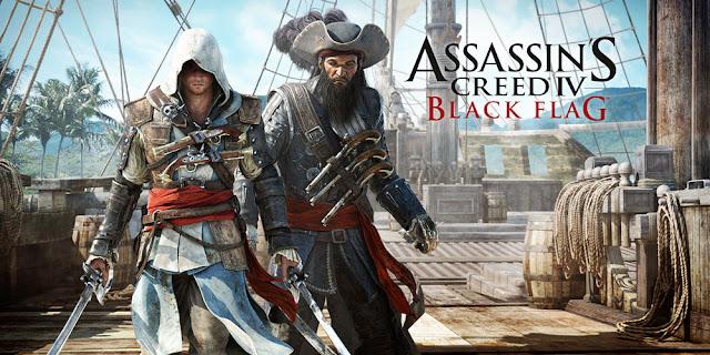 CORRE! Assassin's Creed IV Black Flag de graça!