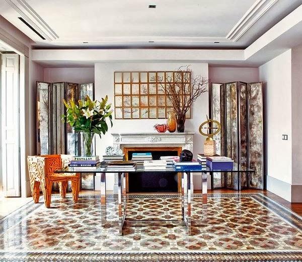 Lessons in design estefania carrero interior design - Housing and interior design lesson plans ...
