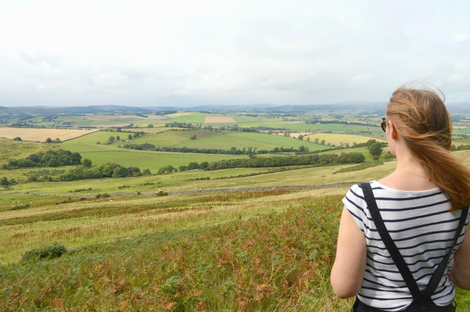 Simonside, Northumberland Cheviot Hills