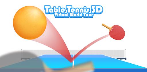 Table Tennis 3D Virtual World Tour Ping Pong Pro v1.0.35 Apk Mod