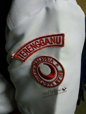 Persatuan Bulan Sabit Merah , Set Lengkap PBSM , PBSM , Badan Beruniform Sekolah Rendah , Harga Pakaian Seragam PBSM , Uniform Lengkap Persatuan Bulan Sabit Merah , Pakaian Seragam PBSM Lelaki , T Shirt PBSM