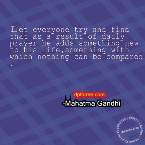 Download Picture Quotes About Life: Mahatma Gandhi Picture Quotes On Life WhatsApp Dp