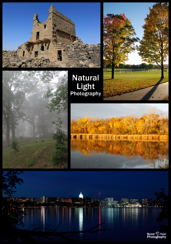 Ideas For Natural Light Photography Boost Your Photography