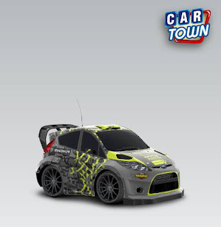 Ford Fiesta RS WRC 2012 DC Shoes by Aditya13