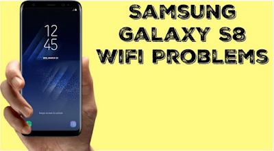 Wi-Fi Samsung Galaxy S8 bermasalah, Begini solusinya