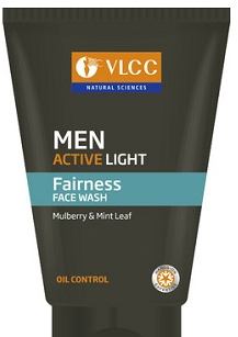 VLCC Men Active Light face wash (Price Rs 155)