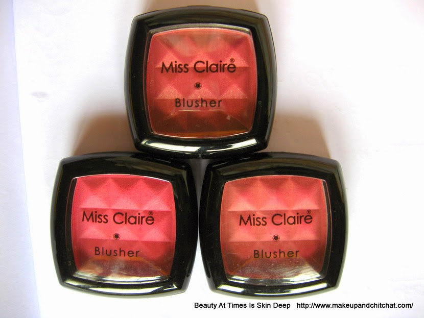 Miss Claire Blushers