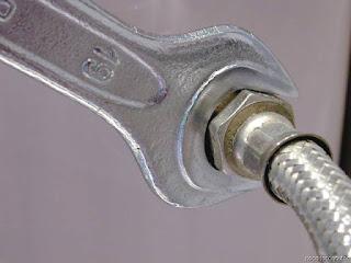 Limpieza de cañerías con agua a presión