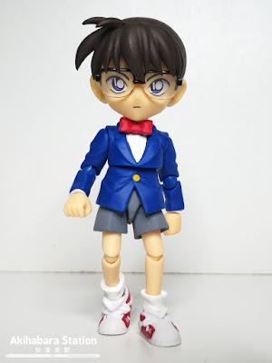 "Figuras: Review del S.H.Figuarts de Conan Edogawa de ""Detective Conan"" - Tamashii Nations"