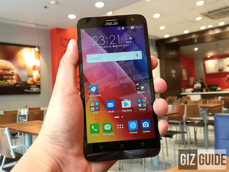 Asus ZenFone 2 Laser 5.5 S review