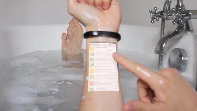 implan smartphone yang akan berkembang